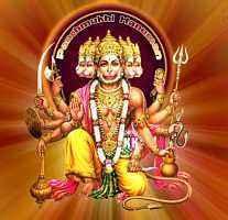 Panchmukhi Hanuman Yantra, Panchmukhi Hanuman Yantra Image