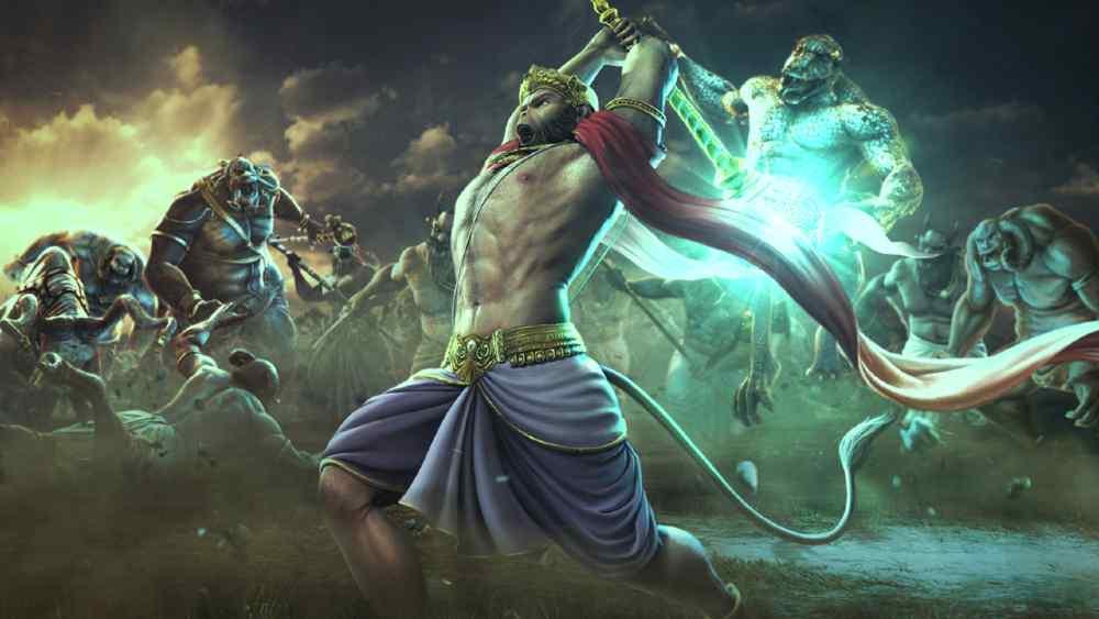 Hanuman Chalisa Hindi Meaning