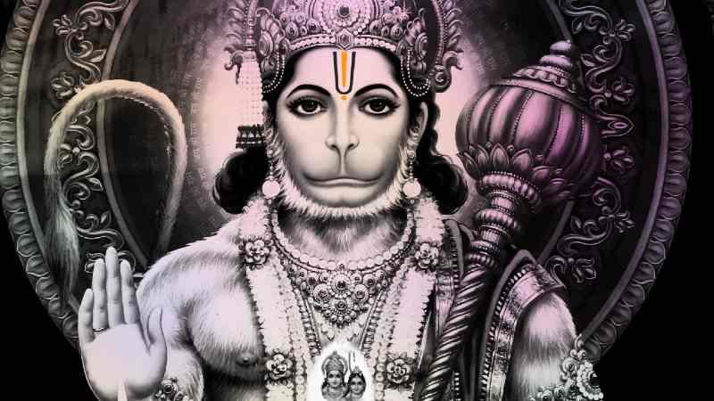 Hanuman Ki Photo