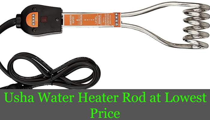 usha water heater rod